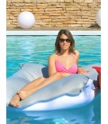 Grand pouf piscine - Aquatik L